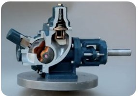 Granco rotary positive displacement ball pump