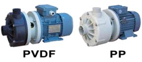 Horizontal Centrifugal Pumps for Corrosive Applications
