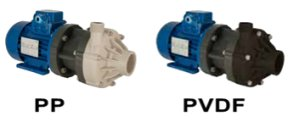 KNOLL Magnetic Drive Centrifugal Pumps for Corrosive Applications