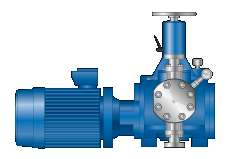 LEWA processing pump