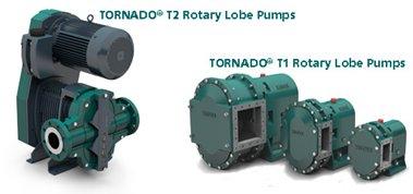 NETZSCH Tornado Rotary Lobe Pump