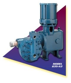 Neptune 600 Series hydraulic diaphragm metering pumps