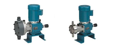 Neptune 7000 Series mechanical diaphragm metering pumps