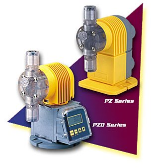 Neptune PZ Series electronic metering pumps