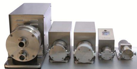 Quattroflow pumps