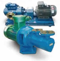 RedScrew Triple Series screw pump