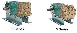 Arimitsu plunger pumps