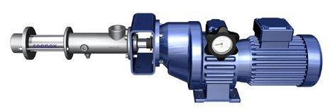 Seepex D pump