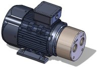 VARNA XD-9 transfer and circulating pump