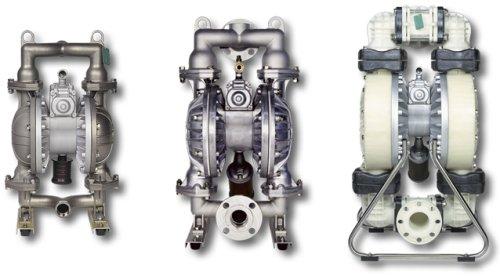 Yamada air diaphragm pumps