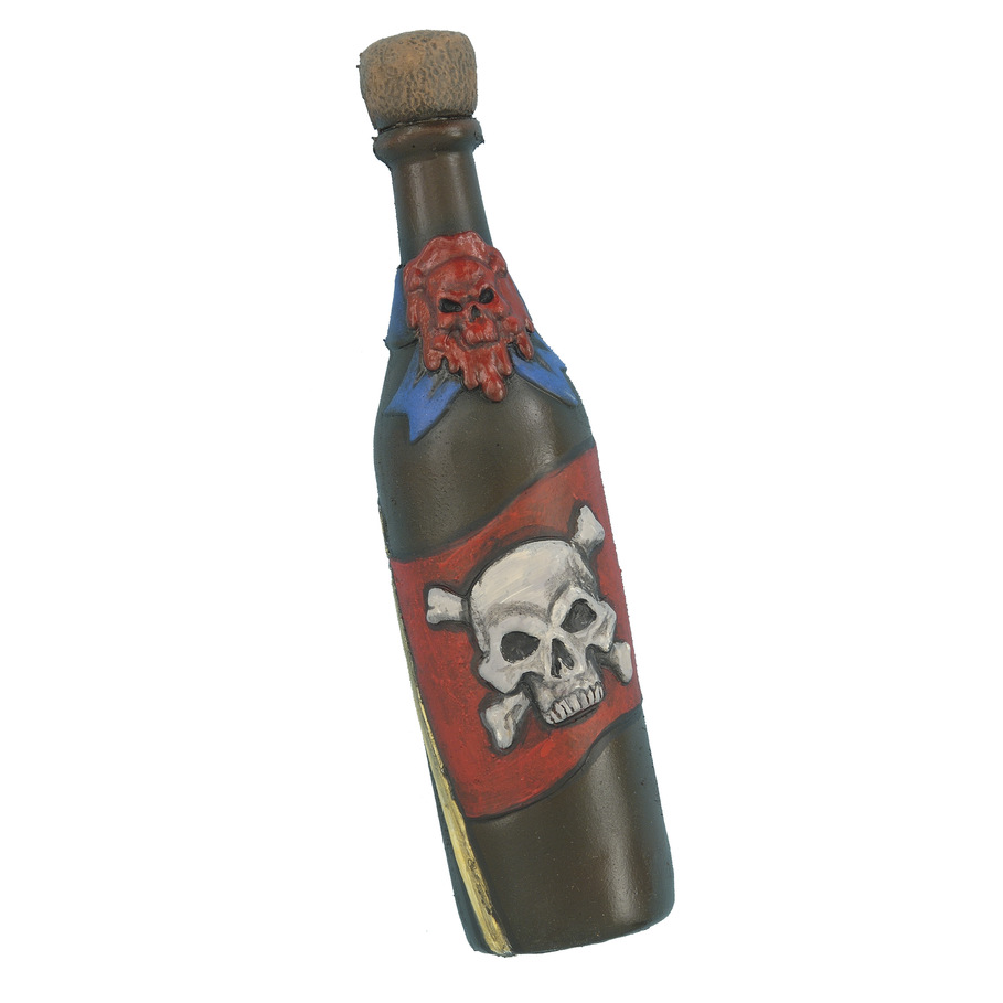 Pirate Rum Bottle