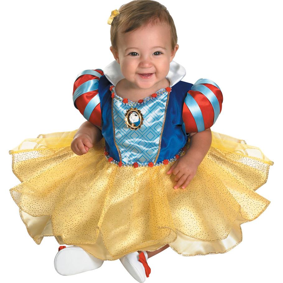 infant 7 dwarfs costumes happy