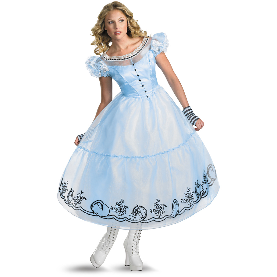 Sexy Alice In Wonderland Costumes 67