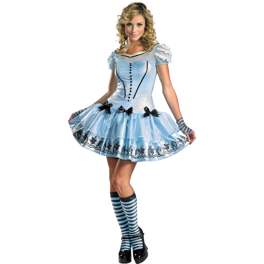 Sexy Alice In Wonderland Costumes 115