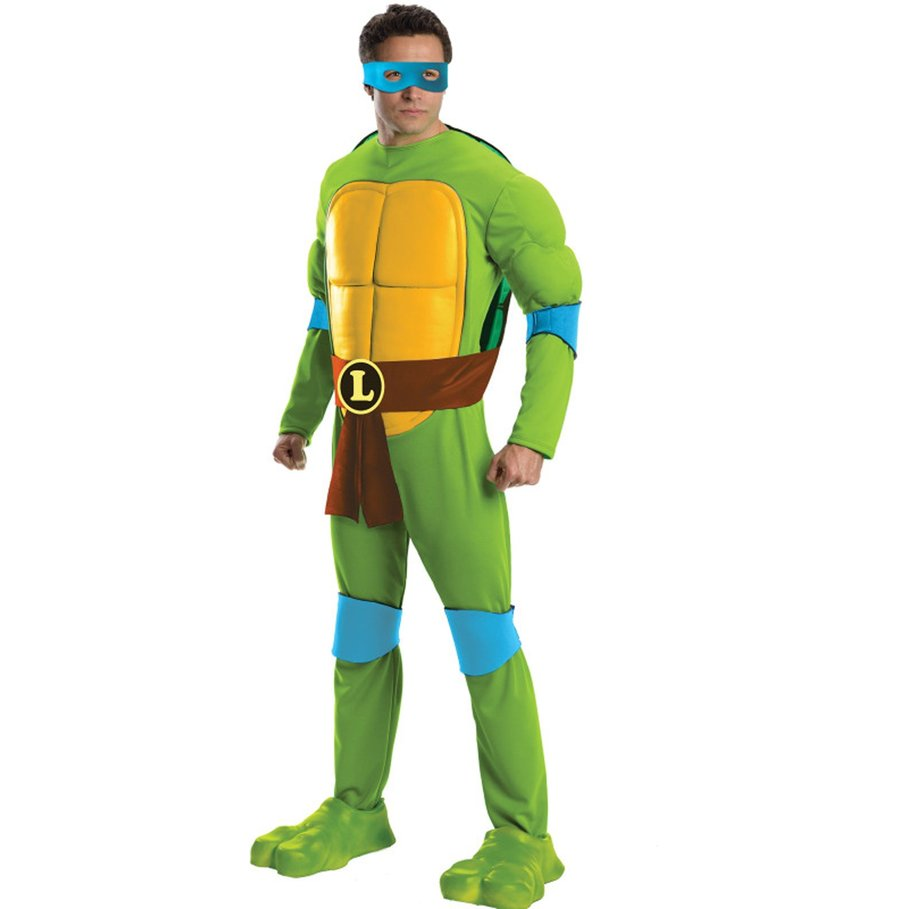 Teenage mutant ninja turtles costume for kids - photo#26