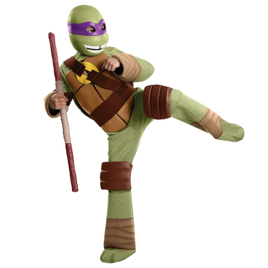 Teenage mutant ninja turtles costume for kids - photo#5
