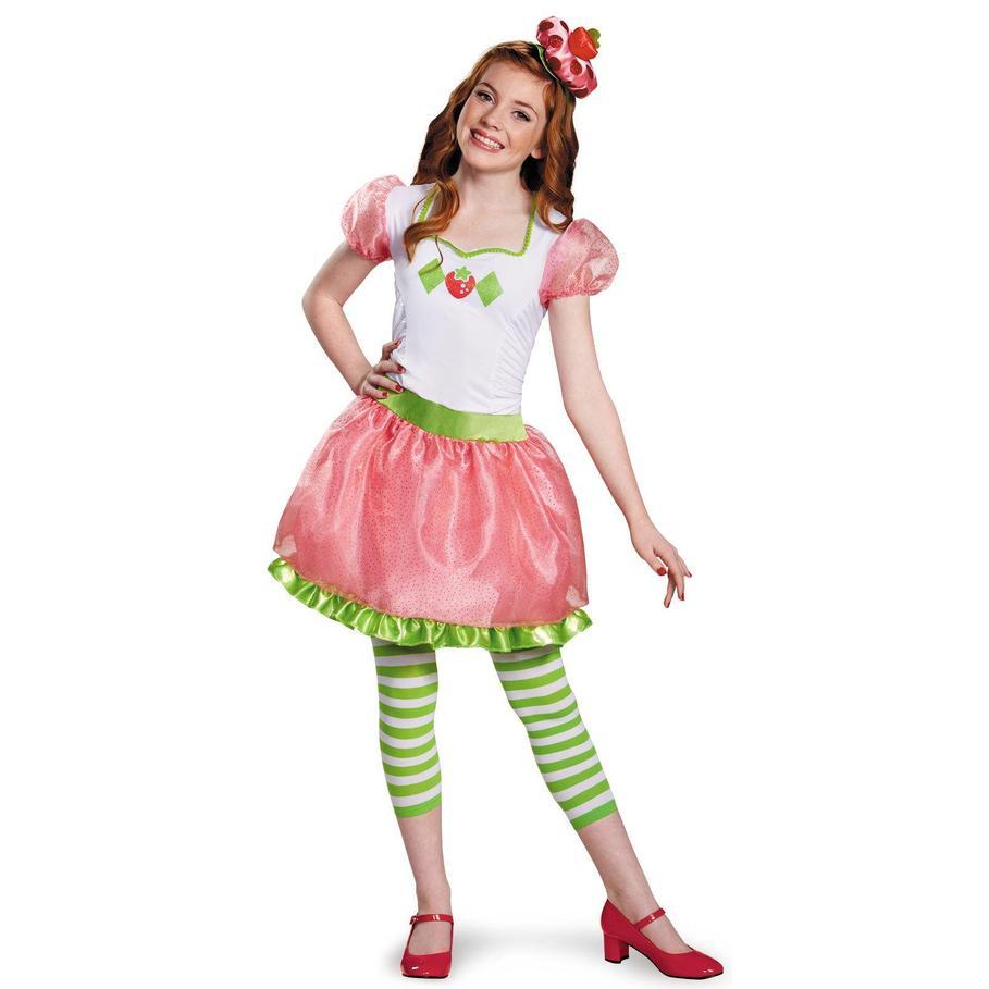 Strawberry Shortcake Tween CostumeStrawberry Shortcake Costume Teen