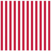 Red Stripe Jumbo Gift Wrap