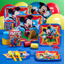 Disney Mickey Fun and Friends Standard Party Pack for 8
