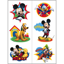 Disney Mickey Fun and Friends Tattoo Sheets (2)