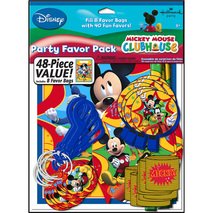 Disney Mickey Fun and Friends Party Favor Value Pack