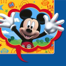 Disney Mickey Fun and Friends Lunch Napkins (16)