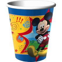 Disney Mickey Fun and Friends 9 oz. Paper Cups (8)
