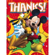 Disney Mickey Fun and Friends Thank-You Notes (8)