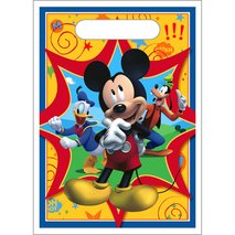 Disney Mickey Fun and Friends Treat Bags (8)