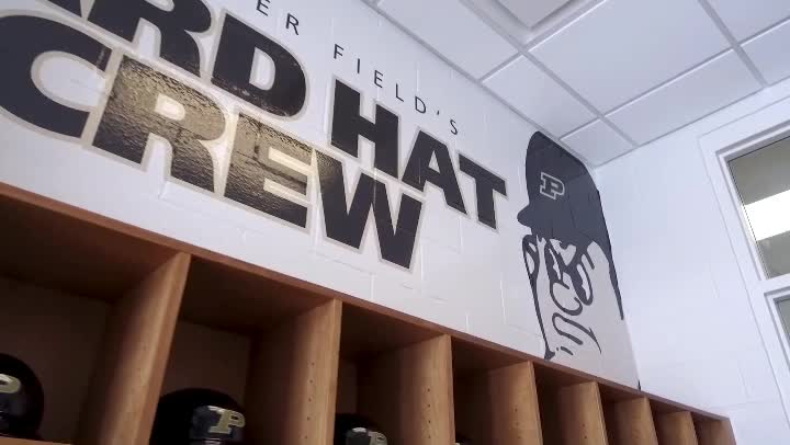 Smith Drafted by Kansas City Royals - Purdue University