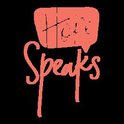 Hope Speaks