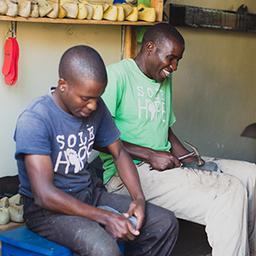 Shoemaking Workshop