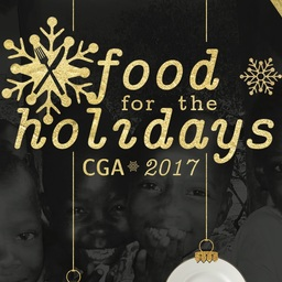 Food for the Holidays 2017