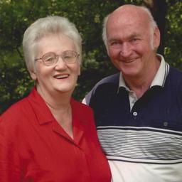 Memorials for Rune and Carolyn Oberg