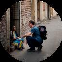 Michael Duane Falk's fundraiser for India - IN18K