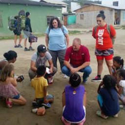 Michelle Jarvis's fundraiser for Bahia, Ecuador - EC18D