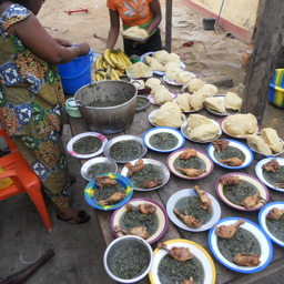 DRC Orphanage Supplies
