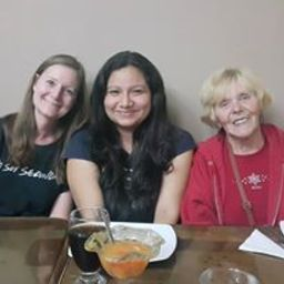 Debby Blackmon's fundraiser for Cuenca, Ecuador - EC18E