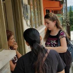 Andrea Donaldson's fundraiser for Armenia, Colombia - CO18D