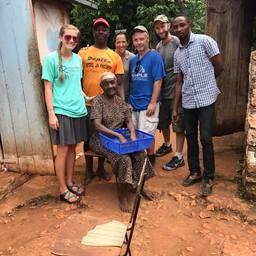 David Woods's fundraiser for A Door to Hope June 30 - July 7, 2018