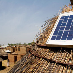 Maasai Solar Project - Engikaret