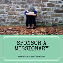 Sponsor a Missionary Family