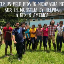 Help Kids in Nicaragua Help Kids in Mongolia!