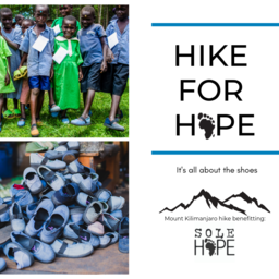 Hike for Hope: It's All About the Shoes
