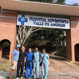 Honduras 2019 CRNA Mission Trip