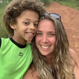 Tina & Robinson Baarspul - Uganda