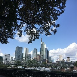 Frankfurt, Germany - DE20D