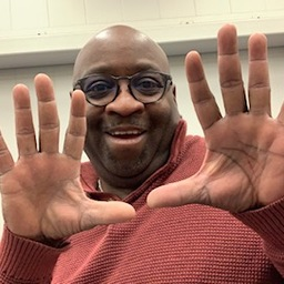 Leroy Barber's Give two High 5's