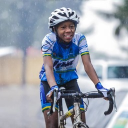 Bikes for Girls on Bugesera Cycling Team