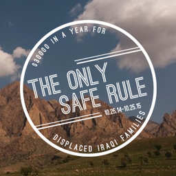 The Only Safe Rule - 30,000 for Displaced Families